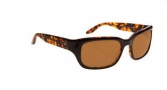 Barton Perreira Dutchie Sunglasses Sunglasses - Black Amber Tortoise / Vintage Brown