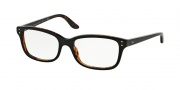 Ralph Lauren RL6062 Eyeglasses Eyeglasses - 5260 Black / Havana Demo Lens