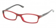 Ralph Lauren RL6071B Eyeglasses Eyeglasses - 5008 Red Transparent / Demo Lens