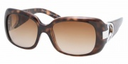 Ralph Lauren RL8044 Sunglasses Sunglasses - 517513 Dark Havana / Brown Gradient
