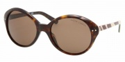 Ralph Lauren RL8069 Sunglasses Sunglasses - 500373 Dark Havana / Brown
