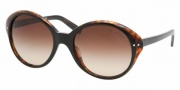 Ralph Lauren RL8069 Sunglasses Sunglasses - 526013 Top Black-Havana / Brown Gradient