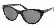 Ralph Lauren RL8070 Sunglasses Sunglasses - 526087 Top Black / Havana Gray