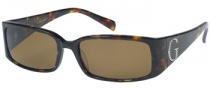 Guess GU 6420 Sunglasses Sunglasses - TO-1: TORT / BRN LENS
