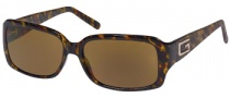 Guess GU 6446P Sunglasses Sunglasses - TO-1: TORT / BRN LENS