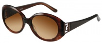 Guess GU 6528 Sunglasses Sunglasses - BRN-34: Brown / Brown Gradient
