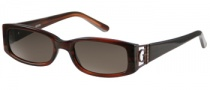 Guess GU 6529 Sunglasses Sunglasses - BLK-3: Black / Gray Lens