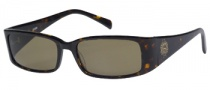 Guess GU 6572 Sunglasses Sunglasses - TO-1: Tortoise / Brown Lens