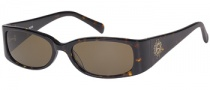 Guess GU 6573 Sunglasses Sunglasses - TO-1: Tortoise / Brown Lens