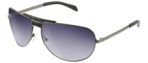Guess GU 6620 Sunglasses Sunglasses - GUN-35: Satin Gunmetal