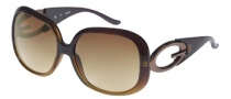 Guess GU 7017 Sunglasses Sunglasses - BRN-34: Brown -34