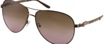 Guess GU 7032 Sunglasses Sunglasses - BRN-62: Brown