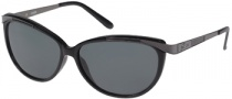 Guess GU 7056 Sunglasses Sunglasses - BLK-3: Black