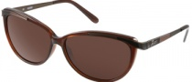 Guess GU 7056 Sunglasses Sunglasses - BRN-1: Brown Crystal