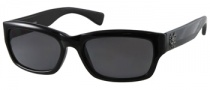 Guess GU 7065 Sunglasses Sunglasses - BLK-3: Black