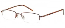 Guess GU 1490&CL Eyeglasses Eyeglasses - WN: Wine