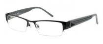 Guess GU 1500 Eyeglasses Eyeglasses - BLKGRY: Black Over Grey