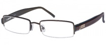 Guess GU 1548 Eyeglasses Eyeglasses - BRN: Brown