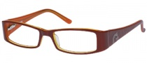 Guess GU 1553 Eyeglasses Eyeglasses - BRN: Brown