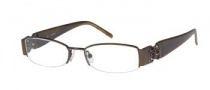 Guess GU 1574 Eyeglasses Eyeglasses - BRN: Brown