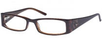 Guess GU 1589 Eyeglasses Eyeglasses - BRN: Brown