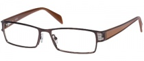 Guess GU 1591 Eyeglasses Eyeglasses - BRN: Brown