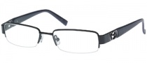 Guess GU 1607 Eyeglasses Eyeglasses - BLK: Black