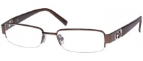 Guess GU 1607 Eyeglasses Eyeglasses - BRN: Brown