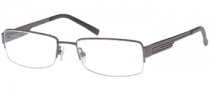 Guess GU 1621 Eyeglasses Eyeglasses - GUN: Gunmetal