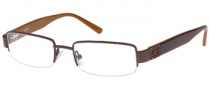 Guess GU 1635 Eyeglasses Eyeglasses - BRN: Brown