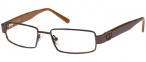 Guess GU 1636 Eyeglasses Eyeglasses - BRN: Brown