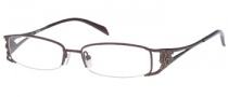 Guess GU 1665 Eyeglasses Eyeglasses - DKBRN: Dark Brown