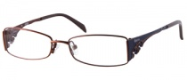 Guess GU 1667 Eyeglasses Eyeglasses - BRNBL: Brown Blue
