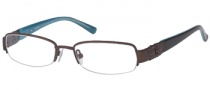 Guess GU 1673 Eyeglasses Eyeglasses - BRN: Brown