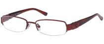 Guess GU 1673 Eyeglasses Eyeglasses - RD: Red