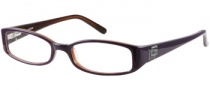 Guess GU 1685 Eyeglasses Eyeglasses - PUR: Purple Over Grey