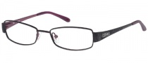 Guess GU 2200 Eyeglasses Eyeglasses - BLKPUR: Black / Purple