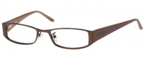 Guess GU 2205 Eyeglasses Eyeglasses - BRN: Brown