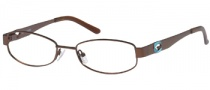 Guess GU 2214 Eyeglasses Eyeglasses - BRN: Satin Brown
