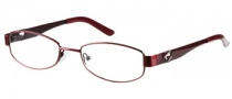 Guess GU 2214 Eyeglasses Eyeglasses - BU: Antique Burgundy