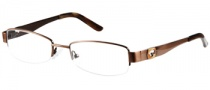 Guess GU 2215 Eyeglasses  Eyeglasses - BRN: Antique Brown