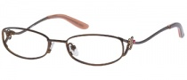 Guess GU 1931 Eyeglasses Eyeglasses - BRN: Satin Brown Metal