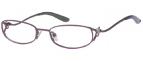 Guess GU 1931 Eyeglasses Eyeglasses - PUR: Satin Purple Metal