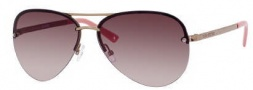 Juicy Couture Genre/s Sunglasses Sunglasses - OEQ6 Almond (RJ Brown Gradient Lens