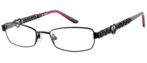 Guess GU 9051 Eyeglasses Eyeglasses - BLK: Satin Black