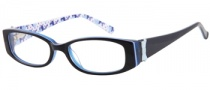 Guess GU 9057 Eyeglasses Eyeglasses - BL: Blue / Light Blue