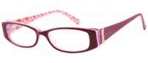 Guess GU 9057 Eyeglasses Eyeglasses - PK: Pink / White