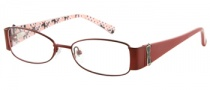 Guess GU 9058 Eyeglasses Eyeglasses - RD: Red Satin