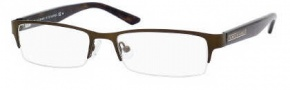 Armani Exchange 149 Eyeglasses Eyeglasses - 0E5N Brown Matte 