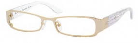 Armani Exchange 230 Eyeglasses Eyeglasses - 0D9F Gold White Crystal